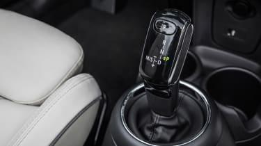 MINI Convertible - transmission