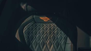 Bentley Flying Spur Verdant - Seat Upholstery