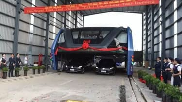 TEB-1 Transport Elevated Bus