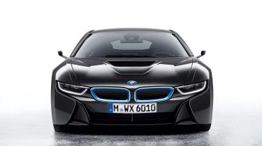 BMW i8 Mirrorless front