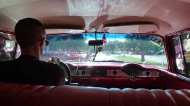 Cuba feature - interior