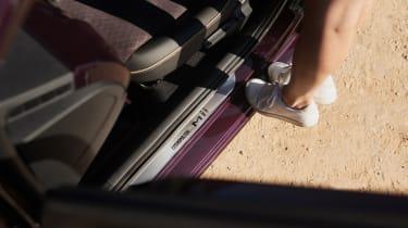 SEAT Mii by Cosmopolitan - door sill