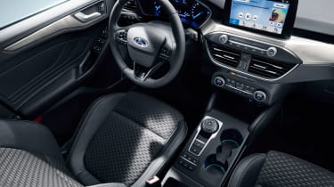 Ford Focus - cabin