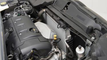 Used Citroen C4 - engine