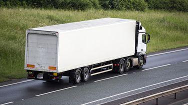 2040 ban diesel lorry