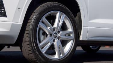 SEAT Ateca 2.0 TSI - wheel