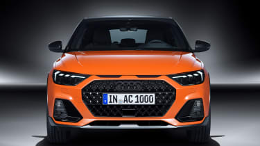 Audi A1 Citycarver - full front studio