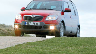Skoda Roomster Scout 1.9 TDI PD
