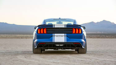 Shelby Mustang Super Snake rear