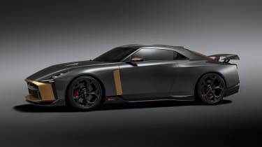 Nissan GT-R50 - profile