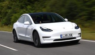 Tesla Model 3 - Front Tracking