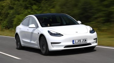 New Tesla Model 3 Long Range UK review | Auto Express