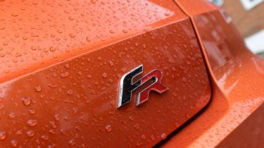 SEAT Arona long-term test - badge