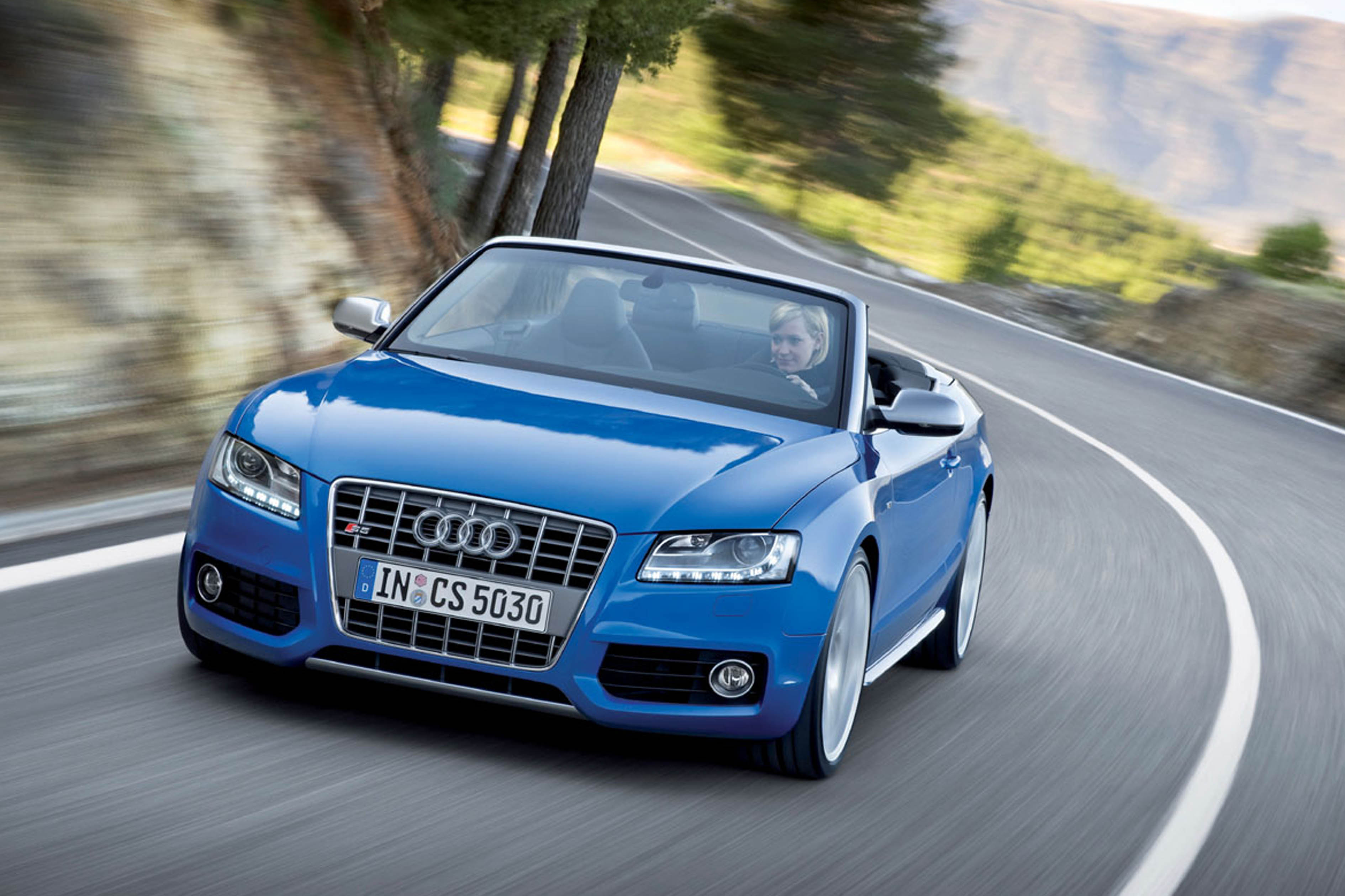 Audi S5 Cabriolet Auto Express