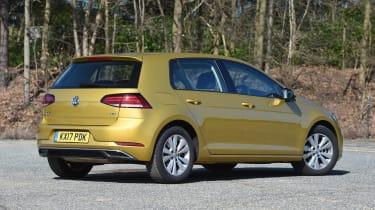 VW Golf Mk7.5 - rear