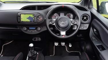 Toyota Yaris GRMN - dash