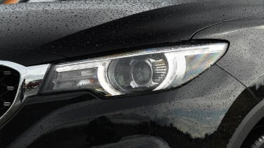 MG ZS EV - front light