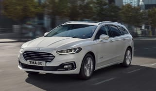 Ford Mondeo Estate Hybrid - front