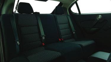 Proton Gen2 GSX rear seating