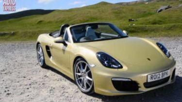 Porsche Boxster video review