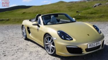 Porsche Boxster video review