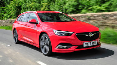 Vauxhall Insignia Sports Tourer - best cars for less than £10 per day