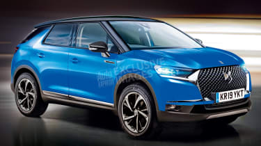 DS 3 Crossback - front (watermarked)