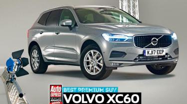 Premium SUV of the Year 2017 - Volvo XC60