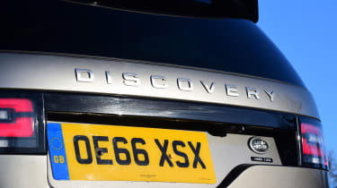 Used Land Rover Discovery 5 - rear detail