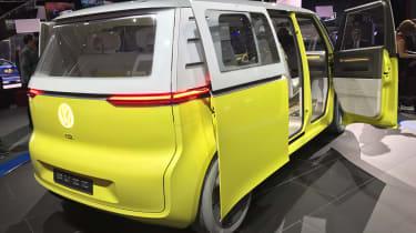 Volkswagen I.D. Buzz - show rear