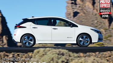 Nissan Leaf - Technology Award 2018
