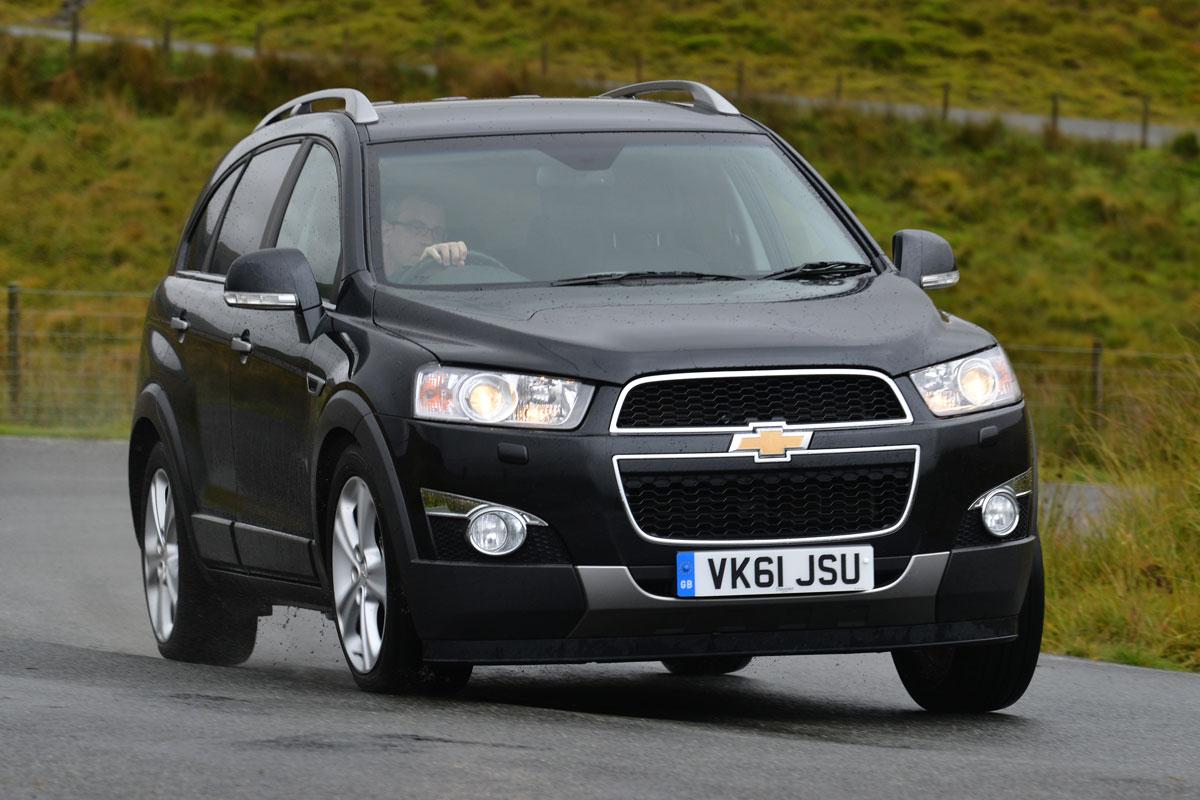 Kekurangan Opel Captiva Perbandingan Harga