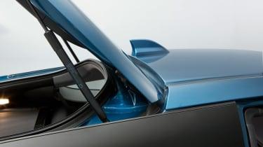Used Honda CR-Z - tailgate