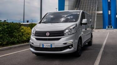 Fiat Talento - full front