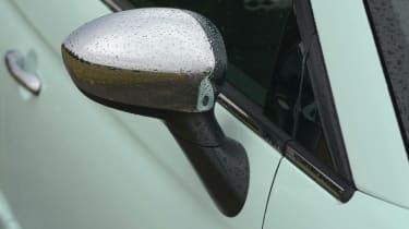 Fiat 500 Cult 2014 door mirror