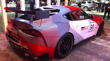 Toyota Supra GT4 Concept - LA Motor Show