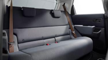 Honda e Prototype - rear seats