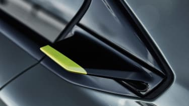 Peugeot 508 Sport Engineered concept - detail