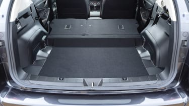 Subaru XV - boot open