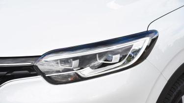 Renault Kadjar - front light detail