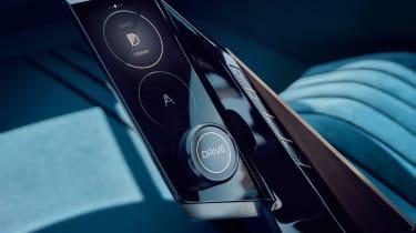 Peugeot e-LEGEND - centre console