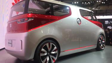 Suzuki Air Triser concept - rear