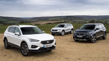 Tarraco vs 5008 vs Kodiaq main