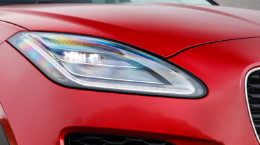 Jaguar E-Pace 240D diesel - headlight