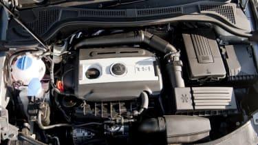 Skoda Superb Estate 4x4 1.8T engine