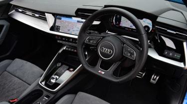 Audi S3 long termer - first report dash