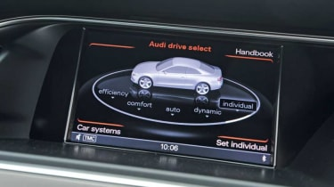 Used Audi A5 Coupe - infotainment