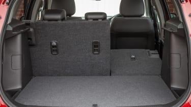 Suzuki SX4 S-Cross - boot