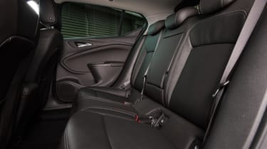 Ultimate trim rear seats