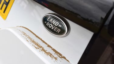 Land Rover Discovery - sand